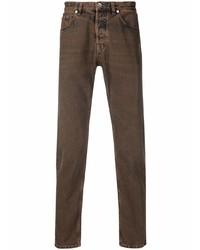 dunkelbraune Jeans von Eleventy