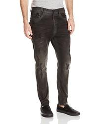 dunkelbraune Jeans von G-Star RAW