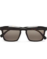 dunkelbraune Sonnenbrille von Dick Moby