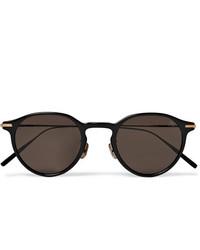 dunkelbraune Sonnenbrille von Eyevan 7285