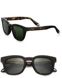 Dunkelbraune Sonnenbrille von Givenchy
