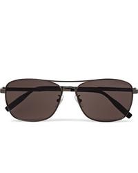 dunkelbraune Sonnenbrille von Montblanc