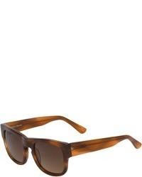 dunkelbraune Sonnenbrille