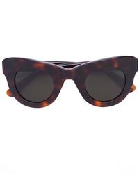 dunkelbraune Sonnenbrille von Sun Buddies