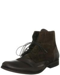 dunkelbraune Stiefel von Diesel