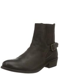 dunkelbraune Stiefel von Vero Moda