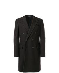 dunkelbrauner Mantel von Boglioli