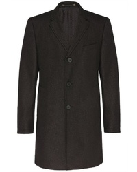 dunkelbrauner Mantel von Carl Gross