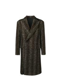 dunkelbrauner Mantel von Tagliatore