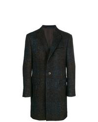 dunkelbrauner Mantel von Z Zegna