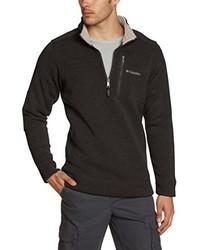 dunkelbrauner Pullover von Columbia