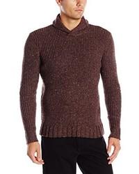 dunkelbrauner Pullover von Prana