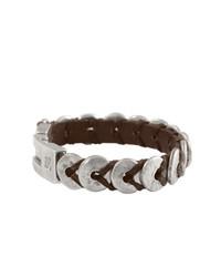dunkelbraunes Armband von Uno de 50