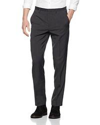 dunkelgraue Anzughose von Burton Menswear London
