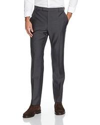 dunkelgraue Anzughose von Strellson Premium