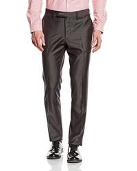 dunkelgraue Anzughose von Tom Tailor