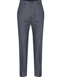 dunkelgraue Anzughose von Tommy Hilfiger Tailored