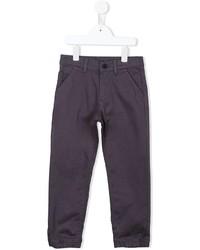 dunkelgraue bedruckte Jeans von Kenzo