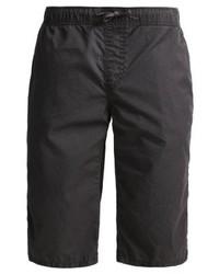dunkelgraue bedruckte Shorts von Esprit
