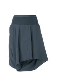 dunkelgraue Bermuda-Shorts von Rick Owens