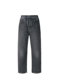 dunkelgraue Boyfriend Jeans von Levi's Made & Crafted