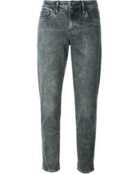 dunkelgraue Boyfriend Jeans von Levi's