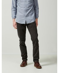 dunkelgraue Chinohose von Selected Homme