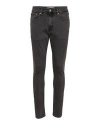 dunkelgraue enge Jeans von Calvin Klein