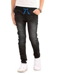 dunkelgraue enge Jeans von Chiemsee