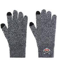 dunkelgraue Handschuhe von Kenzo