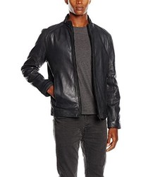 dunkelgraue Jacke von Strellson Premium