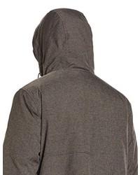 dunkelgraue Jacke von Volcom