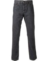 dunkelgraue Jeans