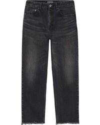 dunkelgraue Jeans von Balenciaga