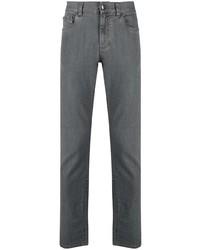 dunkelgraue Jeans von Canali
