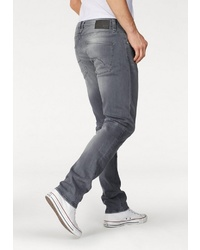 dunkelgraue Jeans von edc by Esprit