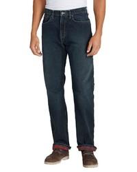 dunkelgraue Jeans von Eddie Bauer