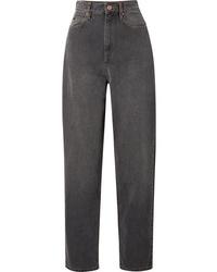 dunkelgraue Jeans von Isabel Marant Etoile