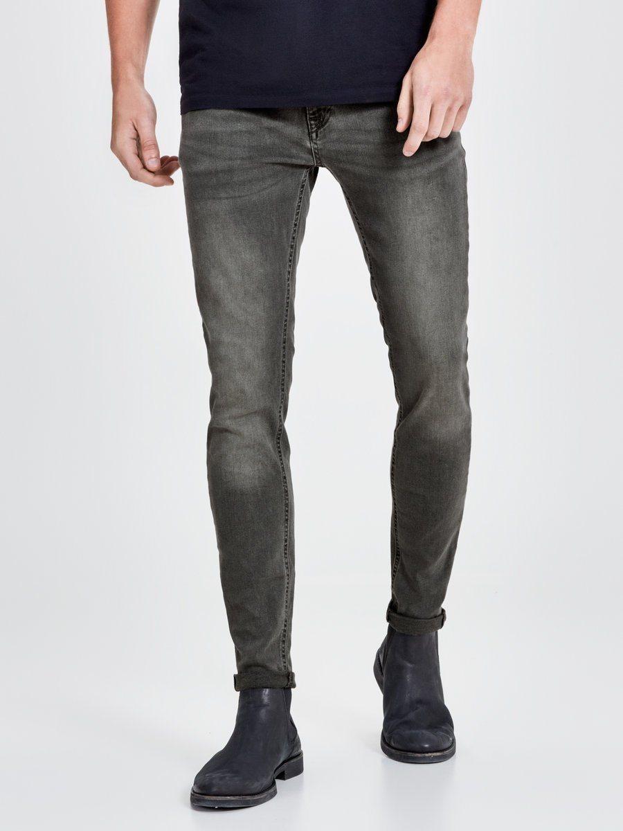 705fbb7d2f51de ... dunkelgraue Jeans von Jack   Jones ...