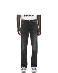dunkelgraue Jeans von Nudie Jeans