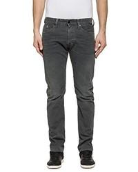 Dunkelgraue Jeans von Replay