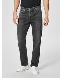 dunkelgraue Jeans von Selected Homme