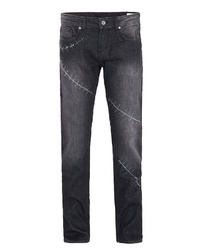 dunkelgraue Jeans von WAY OF GLORY