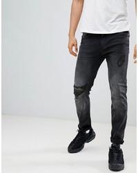 dunkelgraue Jeans von YOURTURN
