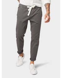 dunkelgraue Jogginghose von Tom Tailor Denim
