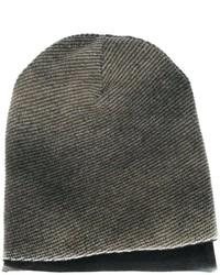 dunkelgraue Mütze von Avant Toi
