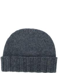 dunkelgraue Mütze von Drumohr