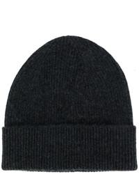 dunkelgraue Mütze von Isabel Marant