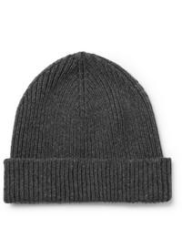 dunkelgraue Mütze von Paul Smith