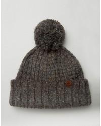 dunkelgraue Mütze von Timberland